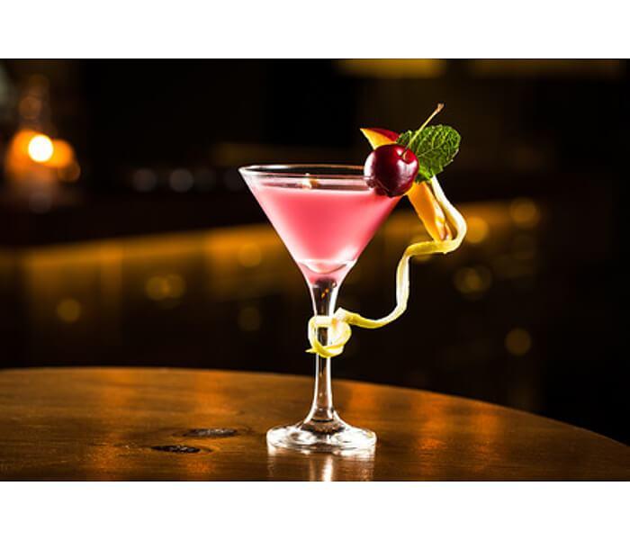 African Queen Cocktail