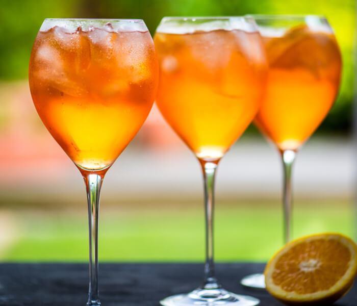Averna Sour Cocktail