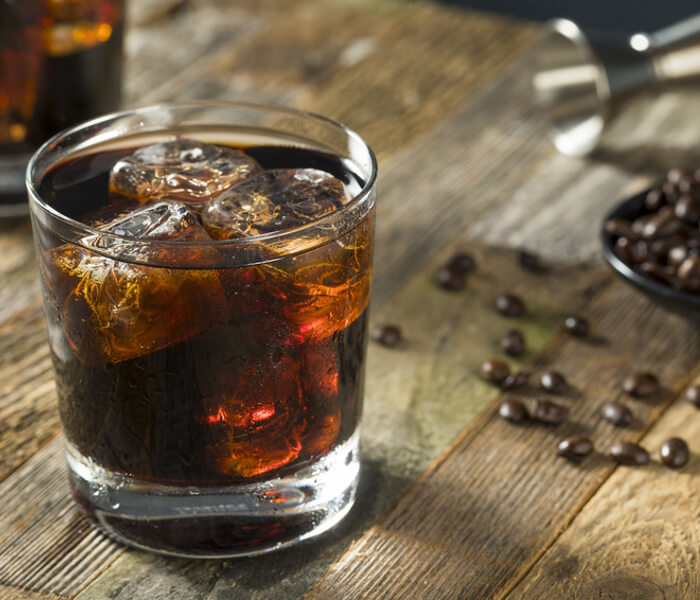 Black Russian Shortdrink