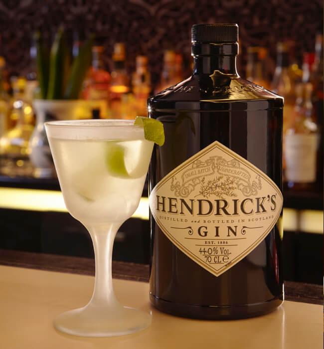 Gimelt mit Hendricks Gin Mood