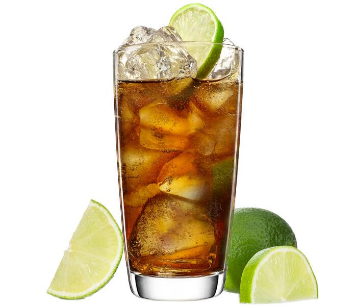 Malibu Cola Longdrink