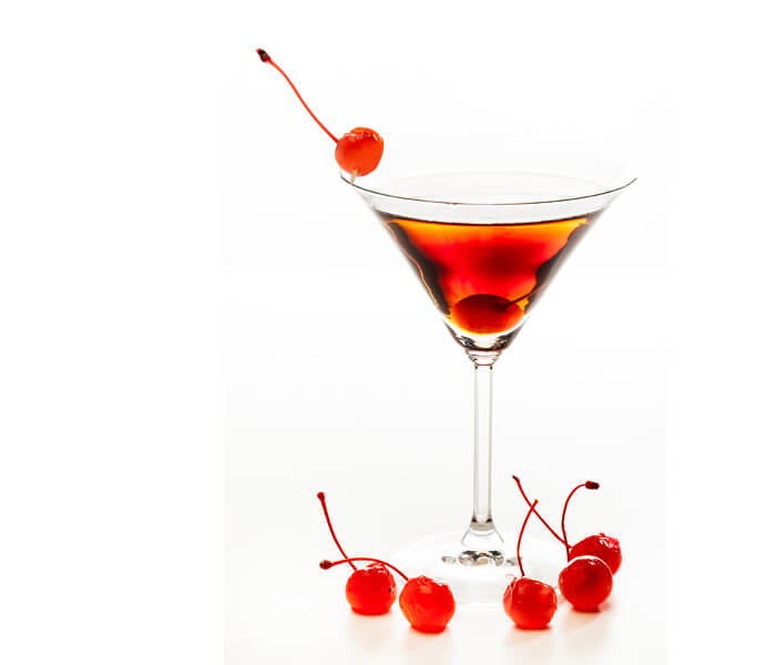 Manhattan Shortdrink