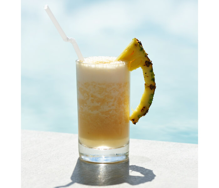 Nocello Colada Cocktail