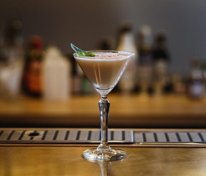 Nocello Cream Cocktail