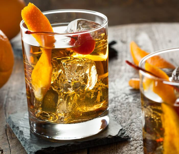 Old Fashioned Shortdrink