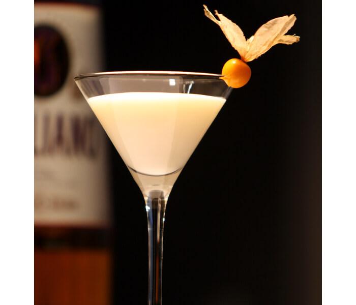 Orange Cadillac Cocktail