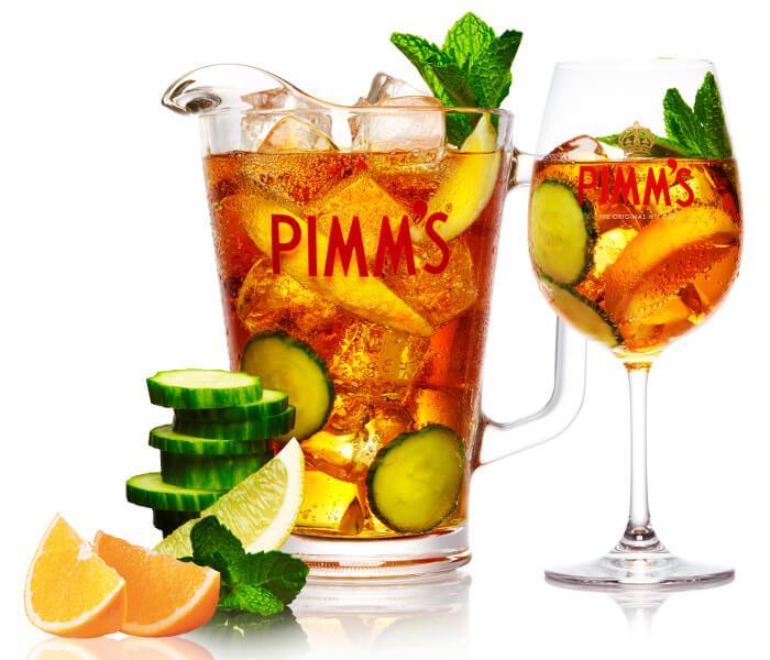 Pimm's No 1 Cup Longdrink