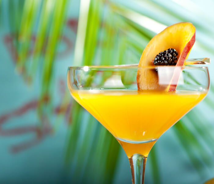 Porn Star Martini Cocktail