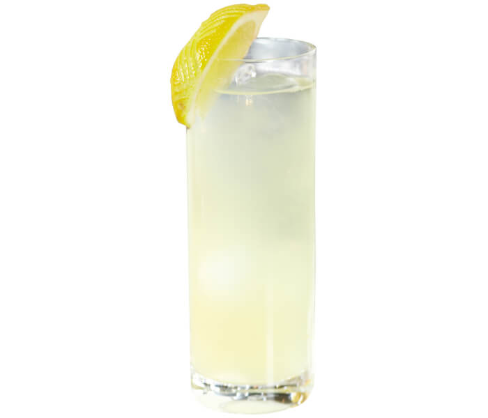 Vodka Lemon Longdrink