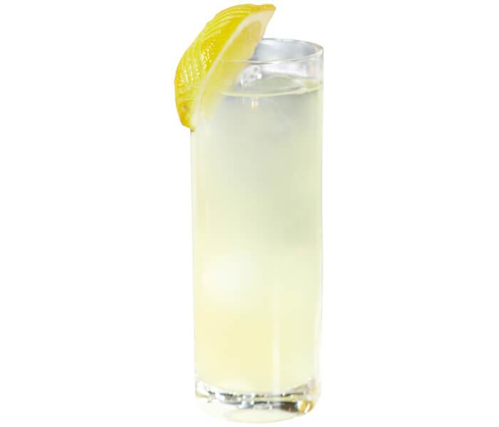 Vodka Lemon Longdrink