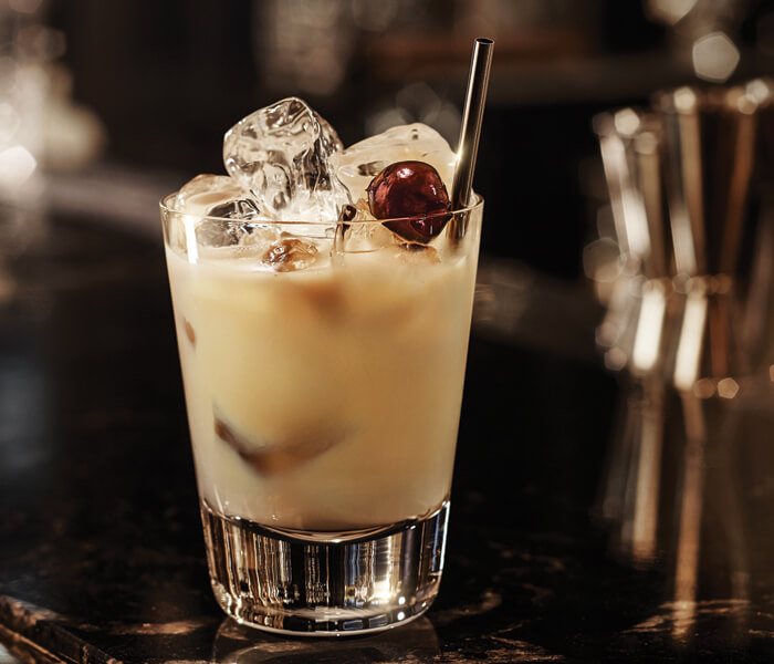 White Russian Shortdrink