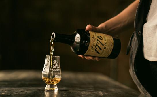 1776 whiskey - markenseite sorten-übersicht