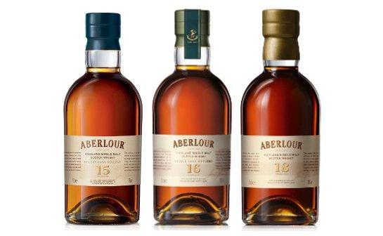 aberlour whisky - markenseite sorten-übersicht