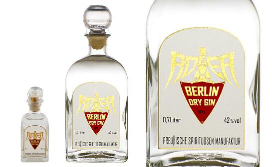adler gin - markenseite sorten-übersicht