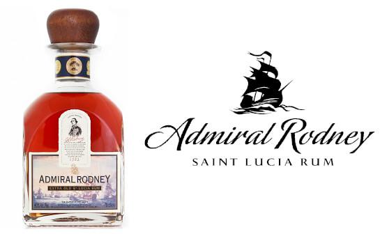 admiral rodney rum - markenseite sorten-übersicht