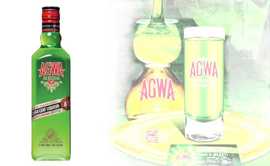 agwa de bolivia likör - markenseite sorten-übersicht