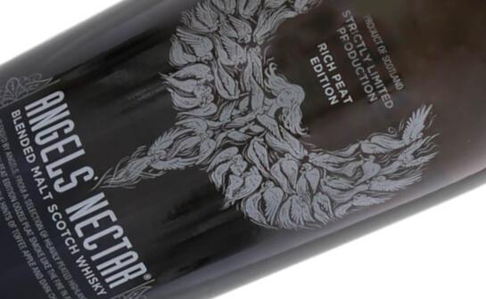 angels nectar whisky - markenseite sorten-übersicht