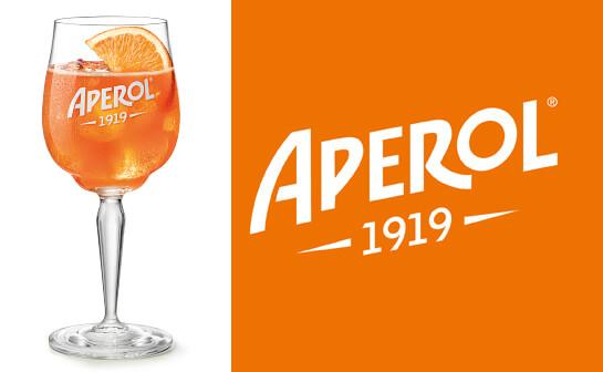 aperol aperitif - markenseite sorten-übersicht