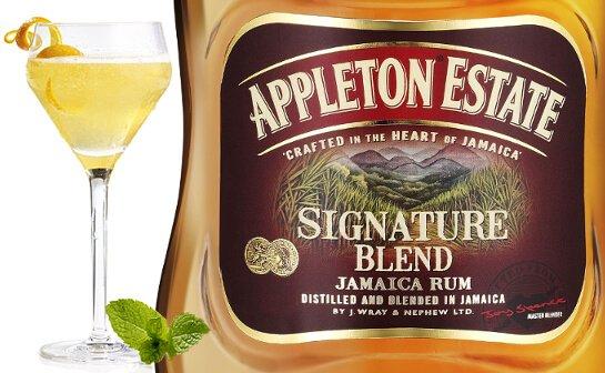 appleton rum - markenseite sorten-übersicht