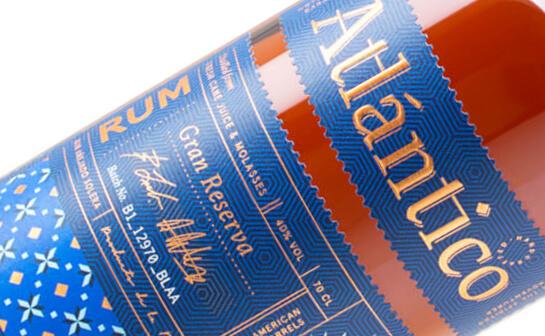 atlantico rum - markenseite sorten-übersicht