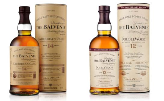 balvenie whisky - markenseite sorten-übersicht