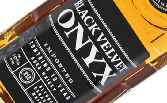 black velvet whisky - markenseite sorten-übersicht