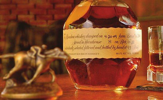 blantons whisky - markenseite sorten-übersicht
