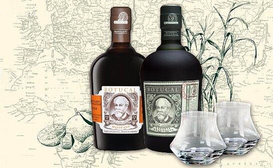botucal rum - markenseite sorten-übersicht