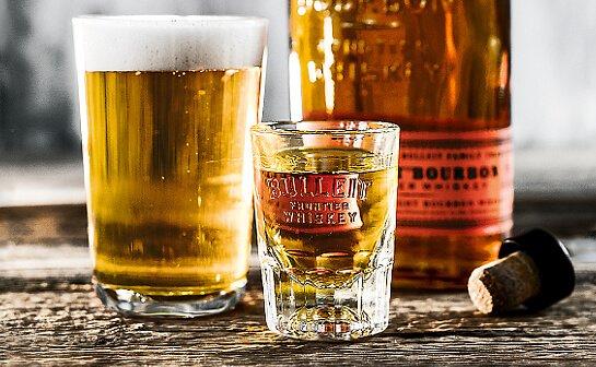 bulleit bourbon whisky - markenseite sorten-übersicht
