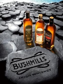 bushmills - markenseite sorten-übersicht