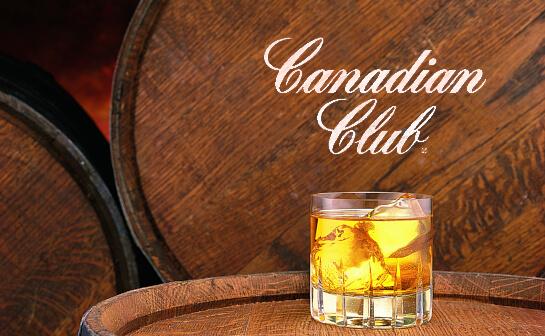 canadian club whisky - markenseite sorten-übersicht