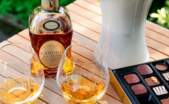 cardhu whisky - markenseite sorten-übersicht