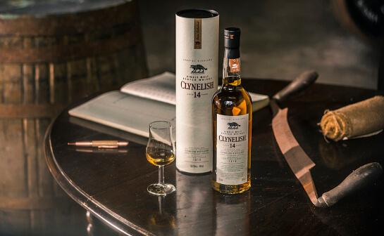 clynelish whisky - markenseite sorten-übersicht