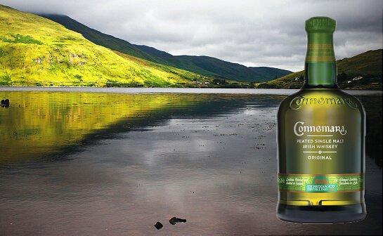 connemara irish whiskey - markenseite sorten-übersicht