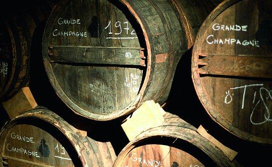 courvoisier cognac - markenseite sorten-übersicht