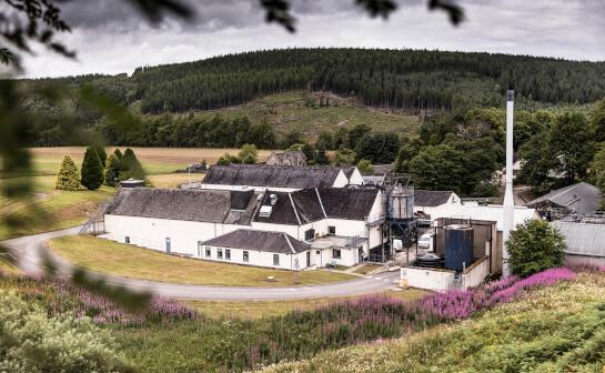 cragganmore whisky - markenseite sorten-übersicht