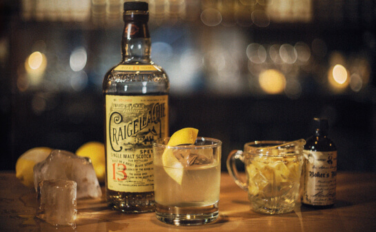 craigellachie whisky - markenseite sorten-übersicht