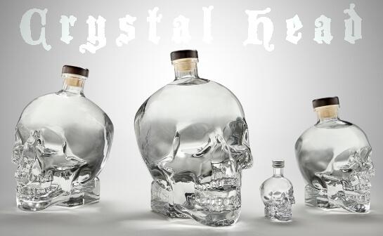 crystal head - markenseite sorten-übersicht
