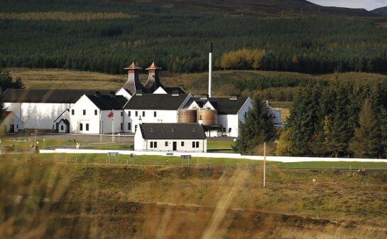 dalwhinnie highland whisky - markenseite sorten-übersicht