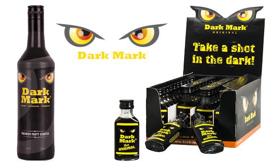 dark mark likör - markenseite sorten-übersicht