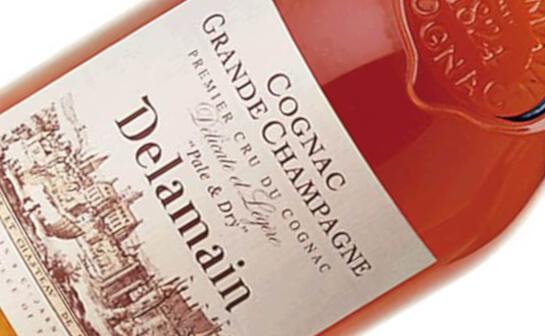 delamain cognac - markenseite sorten-übersicht