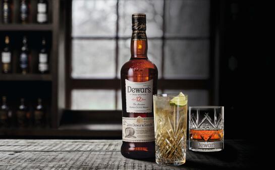 dewars whisky - markenseite sorten-übersicht