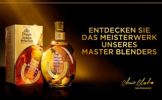 dimple whisky - markenseite sorten-übersicht