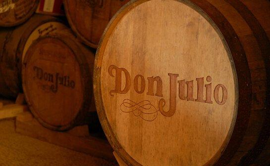 don julio tequila - markenseite sorten-übersicht