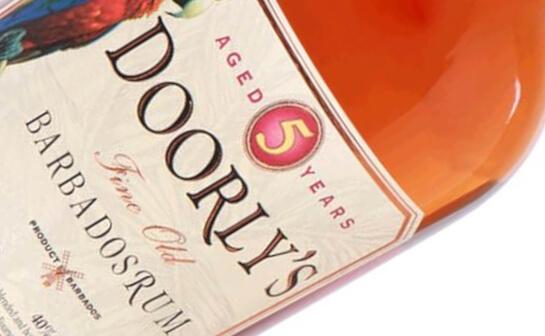 doorlys rum - markenseite sorten-übersicht
