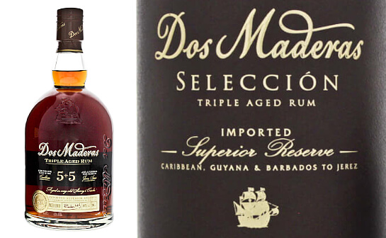 dos maderas rum - markenseite sorten-übersicht