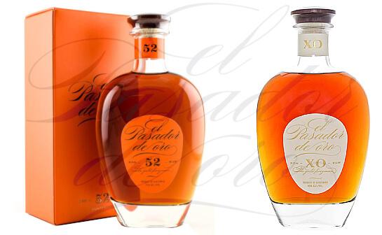 El Pasadore Rum - markenseite sorten-übersicht