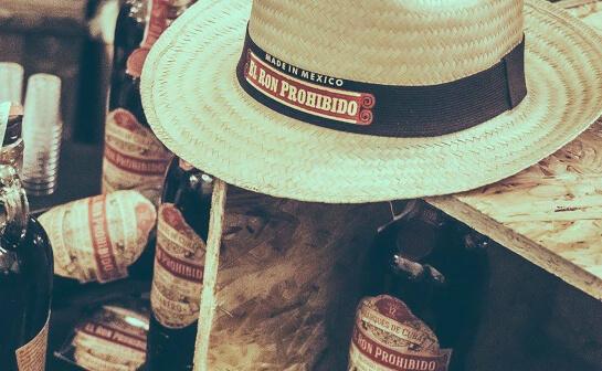 el ron prohibido rum - markenseite sorten-übersicht
