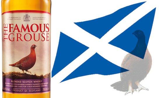 famous grouse whisky - markenseite sorten-übersicht