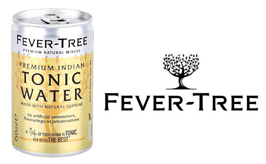 fever tree - markenseite sorten-übersicht